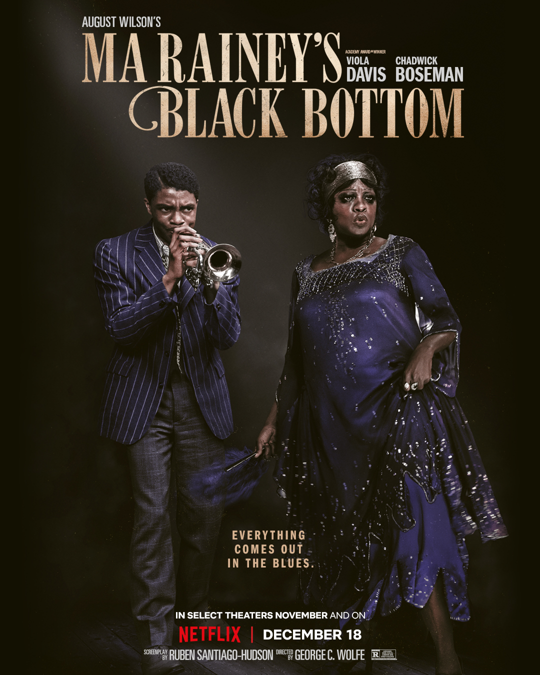 Ma Rainey's Black Bottom – Get in touch with to Motion