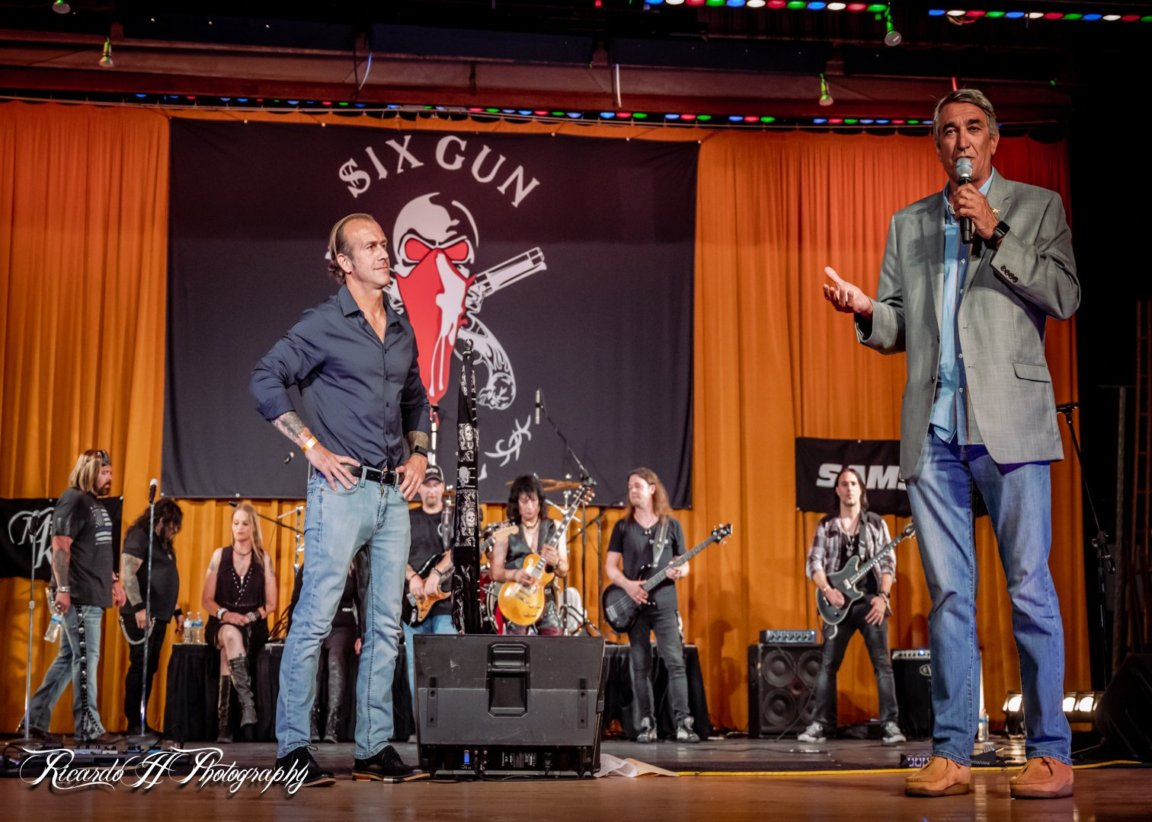 """""""A Night Of Southern Rock"""" Brings Out All-Stars For Concert In Support Of Veterans"""